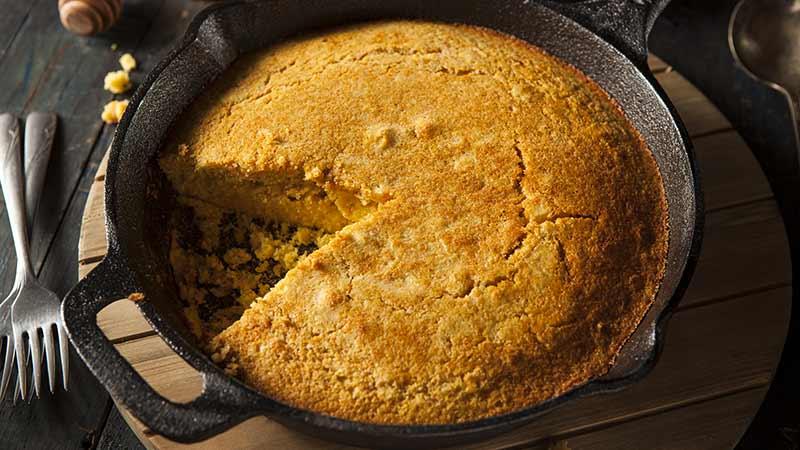 Cornbread pane di mais