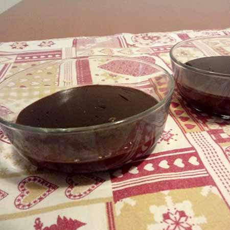 Crema al cioccolato senza glutine