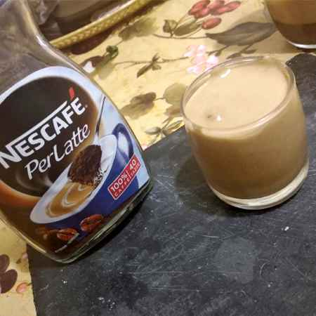 Crema caffè con latte