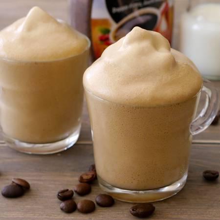 Crema caffè veloce