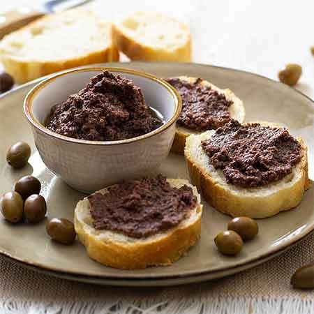 Crema di olive taggiasche