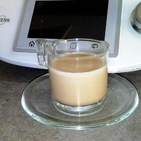 Crema sorbetto al caffè