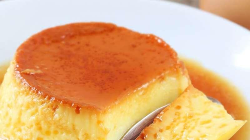 Creme caramel a Varoma