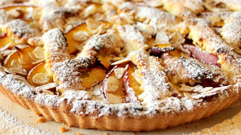 Crostata di mele e crema ricette bimby for Crostata di mele