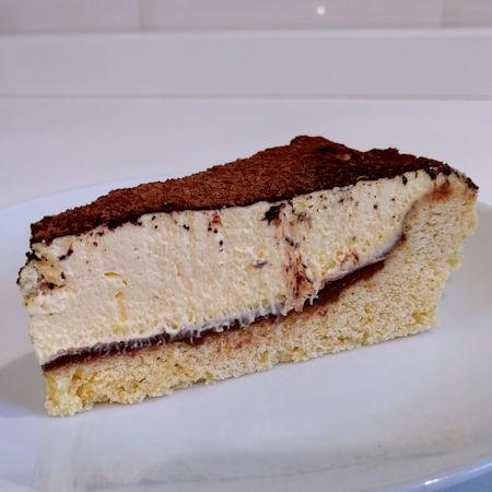Crostata tiramisù con Nutella