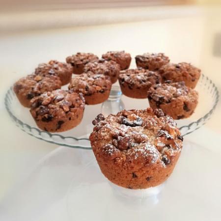 Crostatine cookies