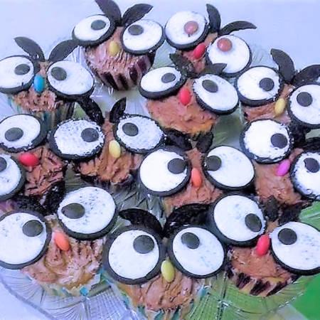 Cupcake gufetti