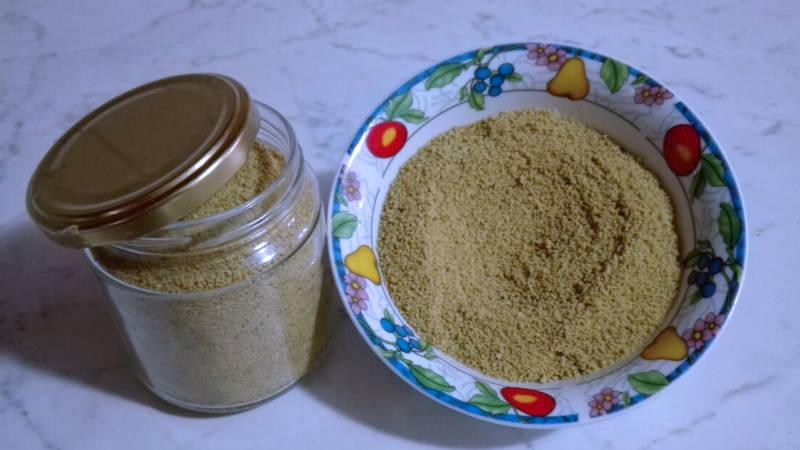 Dado vegetale con minestrone di Naty