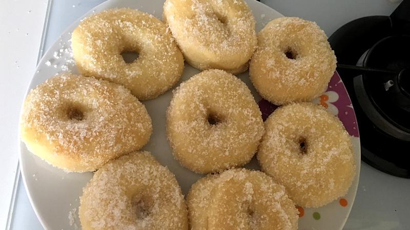 Ricetta Dei Donuts Al Forno.Donuts Al Forno Ricette Bimby