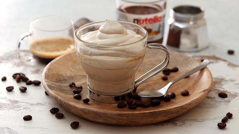 Espressino freddo con caffè moka