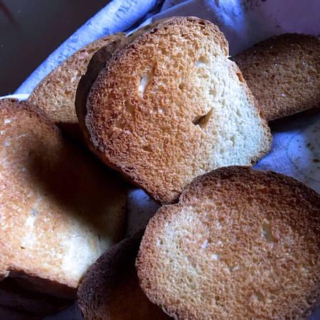 Fette biscottate con lievito madre