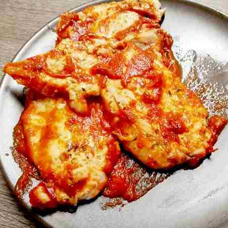 Tacchino alla pizzaiola