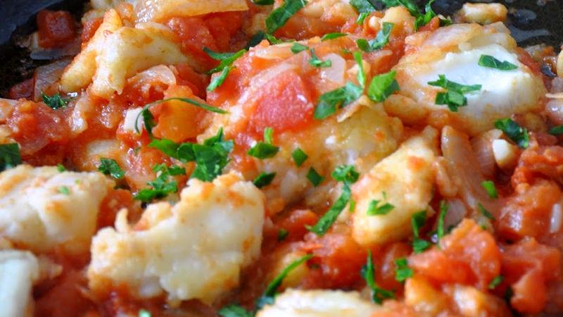Filetto Di Merluzzo A Varoma Ricette Bimby
