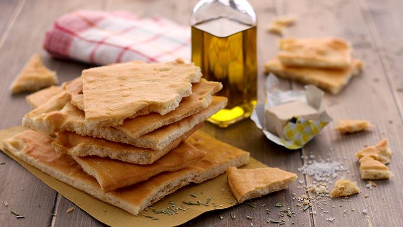 Focaccia Genovese Ricetta Originale Bimby.Focaccia Genovese Croccante Ricette Bimby