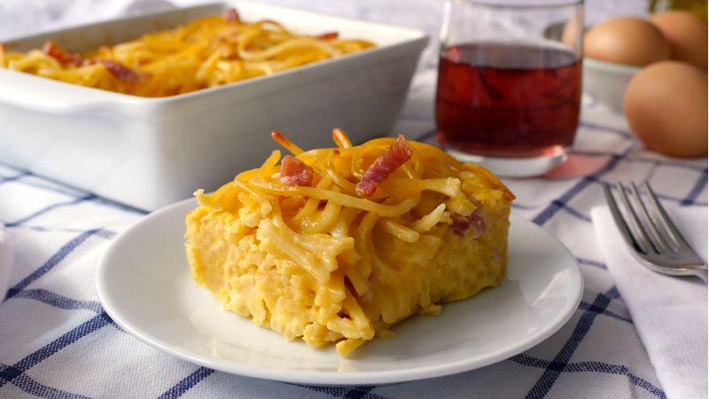 Frittata Di Pasta Ricette Bimby