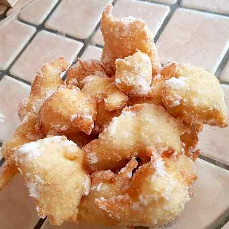 Frittelle di San Martino