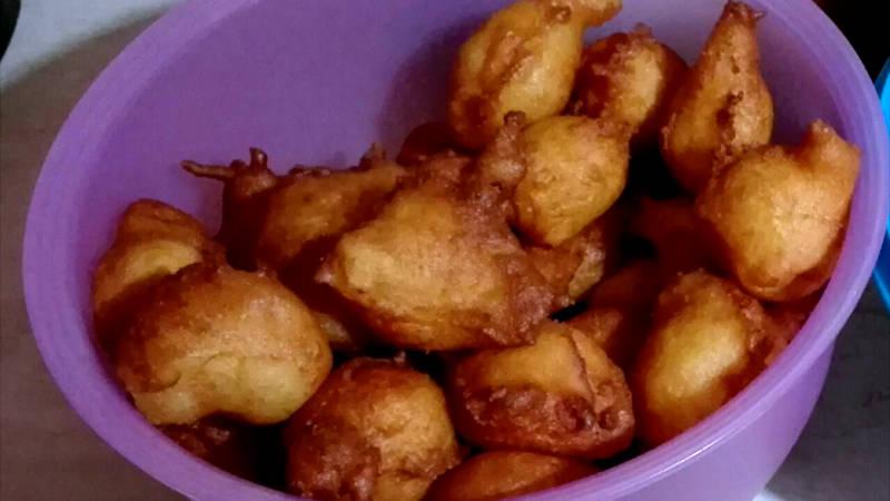 Frittelle sfincie siciliane