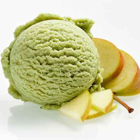 Gelato alla mela