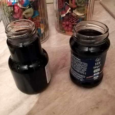 Glassa di aceto balsamico