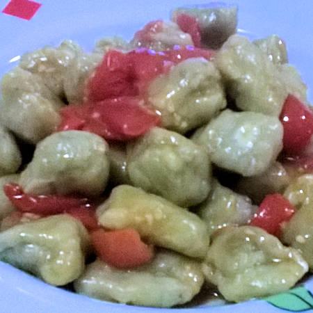 Gnocchi di melanzane