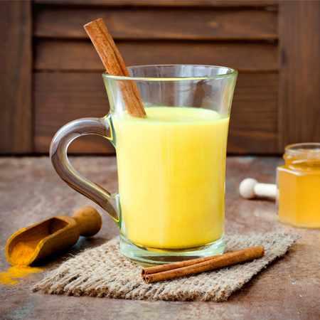Latte d'oro (Golden Milk)