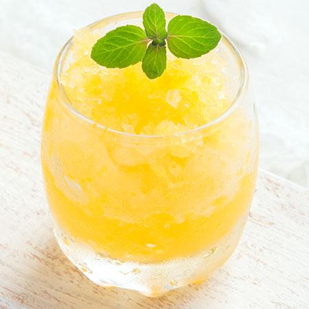 Granita al limone velocissima
