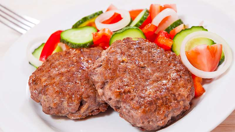 Hamburger a Varoma