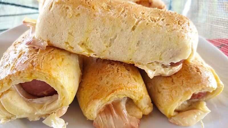 Hot dog senza glutine