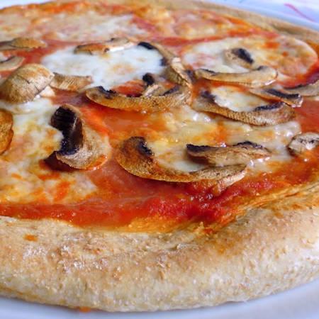 Impasto per pizza Dukan