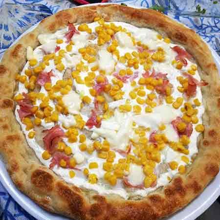 Impasto pizza a lenta lievitazione