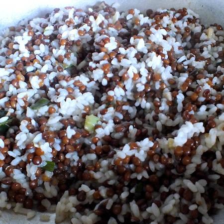 Insalata di riso basmati