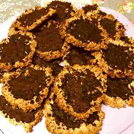 Kafferep biscotti di avena