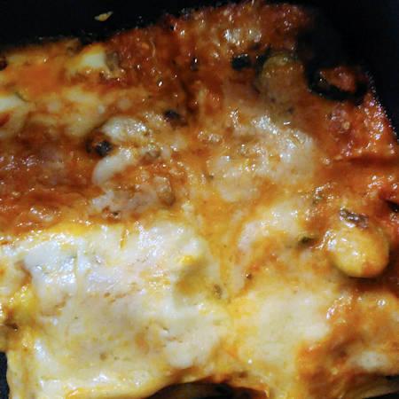 Lasagne melanzane e zucchine