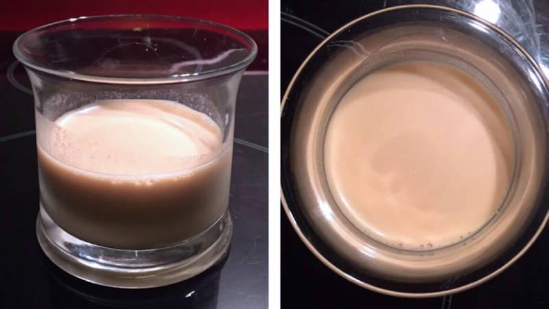 Ricetta bimby del latte di mandorle