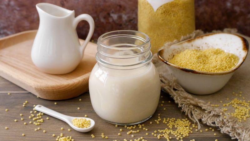 Latte di miglio