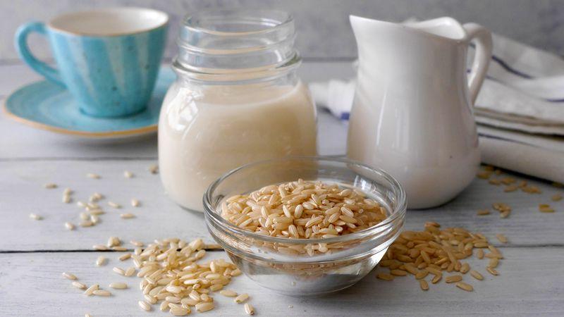 Latte di riso integrale