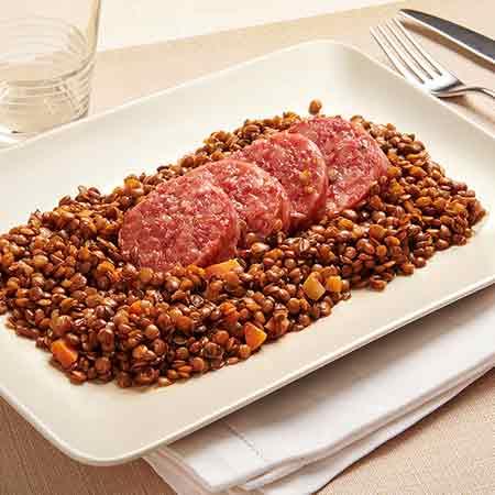 Ricette bimby lenticchie e cotechino