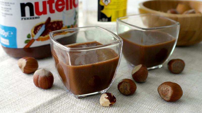 Liquore Alla Nutella Ricette Bimby