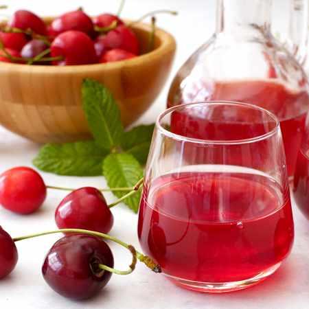 Liquore alle ciliegie