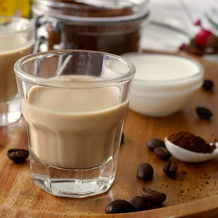 Liquore crema di caffè