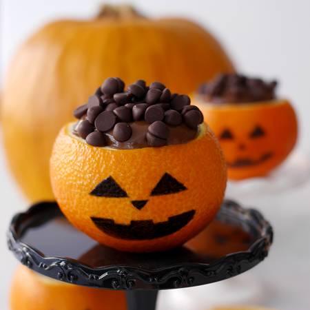 Mandarini al cioccolato mostruosi