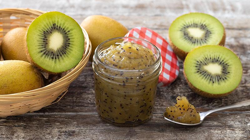 Marmellata di kiwi Ricette Bimby