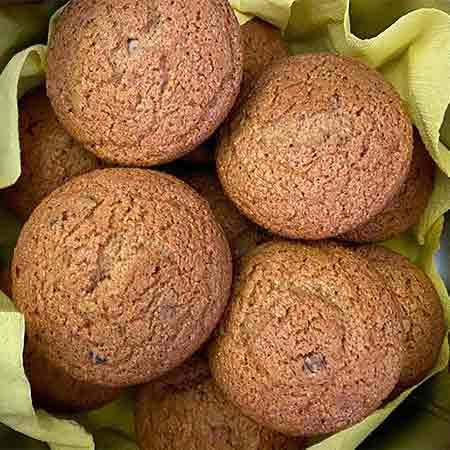 Muffin al biscotto