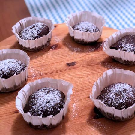 Muffin al cioccolato al Varoma
