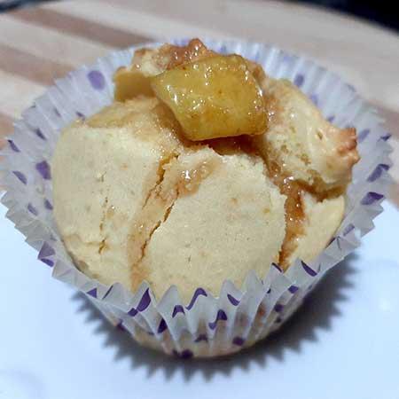 Muffin al limone senza latte