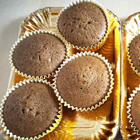 Muffin all'orzo