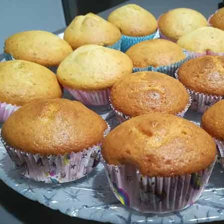 Muffin alla ricotta veloci