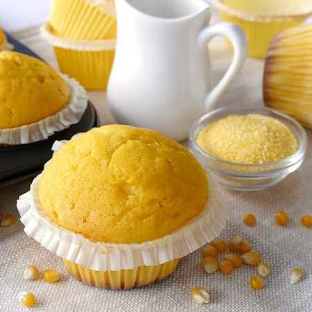 Muffin amor polenta