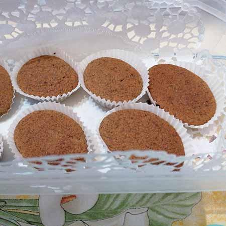 Muffin avena e banana