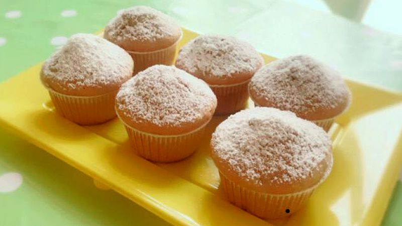 Ricetta Muffin Di Mele.Muffin Mele E Cannella Ricette Bimby